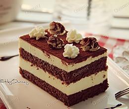黑白巧克力慕斯蛋糕#长帝烘焙节华北赛区#的做法