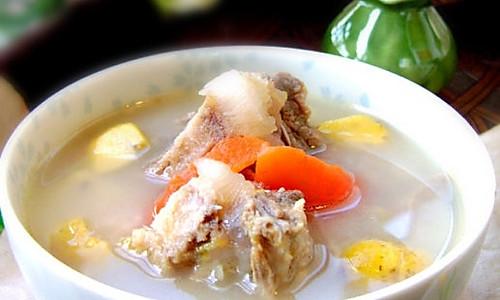 韩式牛尾汤的做法