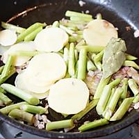 奶油芦笋汤的做法图解4
