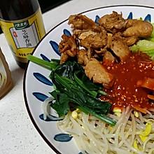 韩式拌饭#太太乐鲜鸡汁芝麻香油#