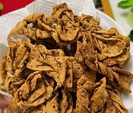 #憋在家里吃什么#炸排叉,小时候的味道的做法