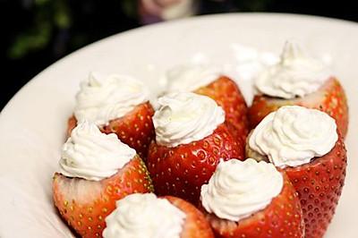 草莓心太软