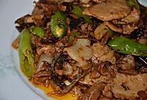 盐菜回锅肉的做法的做法