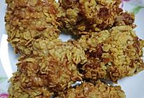 薯片炸鸡翅(空气炸锅版本)无油美味又健康的做法