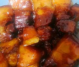 肥而不腻的砂锅红烧肉的做法