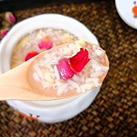 玫瑰花鸡蛋酒酿#快手又营养,我家的冬日必备菜品#的做法图解10