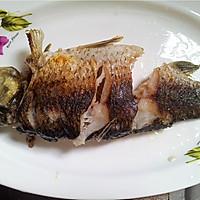 红烧鲫鱼的做法图解5