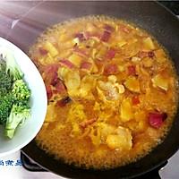 大喜大牛肉粉试用【咖喱牛蹄筋】的做法图解8