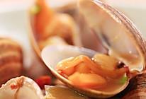 酒蒸蛤蜊的做法