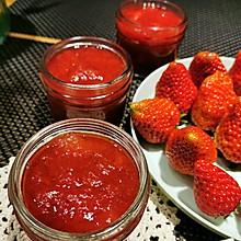 草莓酱自制