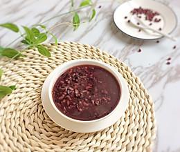 祛湿消肿又养生:赤小豆血糯米甜粥#夏日下饭菜#的做法