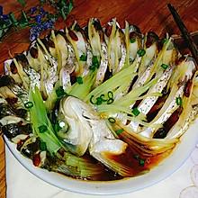 丹青菜谱®&清蒸武昌鱼