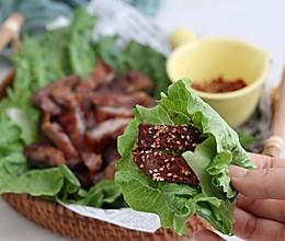 #我为奥运出食力#家常烤肉,简单又美味的做法