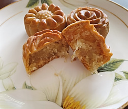 广式冬蓉月饼的做法