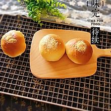 椰香肉松小面包