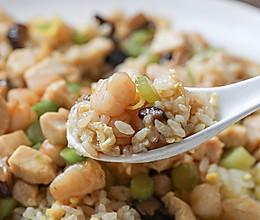 【福建炒饭】一种让人看不明白,赞不绝口的蛋炒饭!的做法