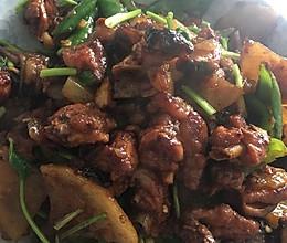 枣庄辣子鸡的做法
