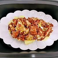 土豆蒸排骨的做法图解8