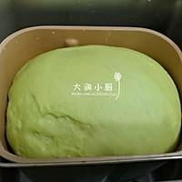 菠菜豌豆绿菠萝#百福吉食尚达人#的做法图解3