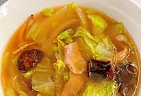 ❗️鲜掉眉毛‼️低脂暖胃❗️白菜汤的做法
