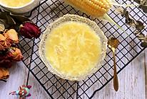 玉米鸡蛋羹的做法