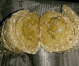 泰式金线虫面包的做法