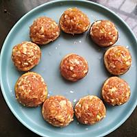 #钟于经典传统味#合家团圆菜~香菇酿肉的做法图解10