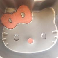 hello kitty蜜豆牛奶冻的做法图解20
