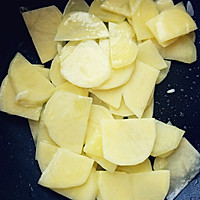 尖椒土豆片的做法图解4