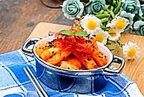 #豆果优食汇#四分钟必备快手餐:韩国金氏辣炒年糕的做法