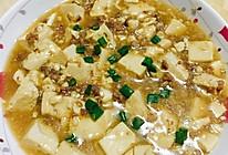 豆腐肉末的做法