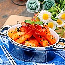 #豆果优食汇#四分钟必备快手餐:韩国金氏辣炒年糕