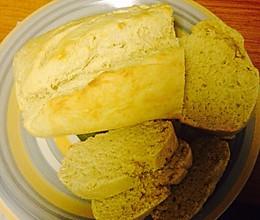 奶香土司面包的做法