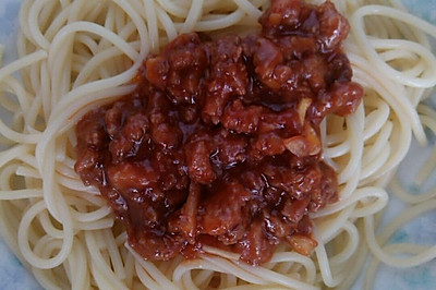 【西餐點心】肉醬意大利面