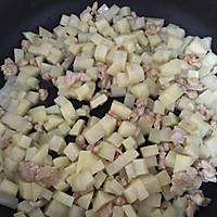 土豆洋葱火腿咖喱饭的做法图解7