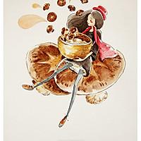 停不了的馋嘴菜肴:炸香菇的做法图解7