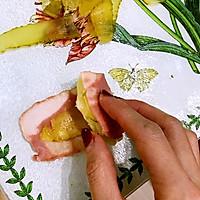 培根烤土豆泥卷的做法图解13