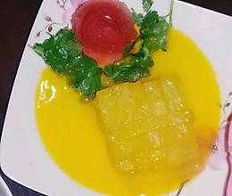 橙汁冬瓜条的做法