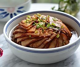 #父亲节,给老爸做道菜# 干豇豆扣肉的做法