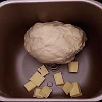 杂蔬培根沙拉小面包的做法图解2