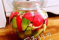 酸辣脆爽的四川泡菜的做法