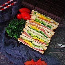 三明治减肥便当