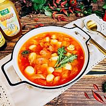 #太太乐鲜鸡汁芝麻香油#红汤迎新年