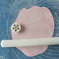 换个方式做翻糖花---翻糖蛋糕(七)---桃花盛开的做法图解19