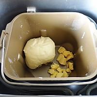 奶香椰蓉面包的做法图解3