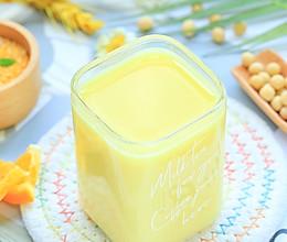 杂粮热饮—香橙豆浆的做法