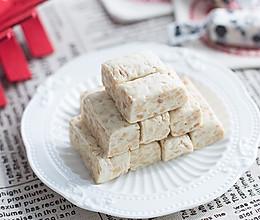 新年手工牛轧糖 宝宝辅食微课堂的做法