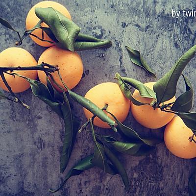 桔子烧果子