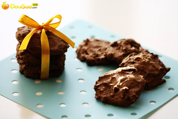 巧克力软曲奇的做法