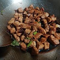 孜然猪肉粒#春天肉菜这样吃#的做法图解7
